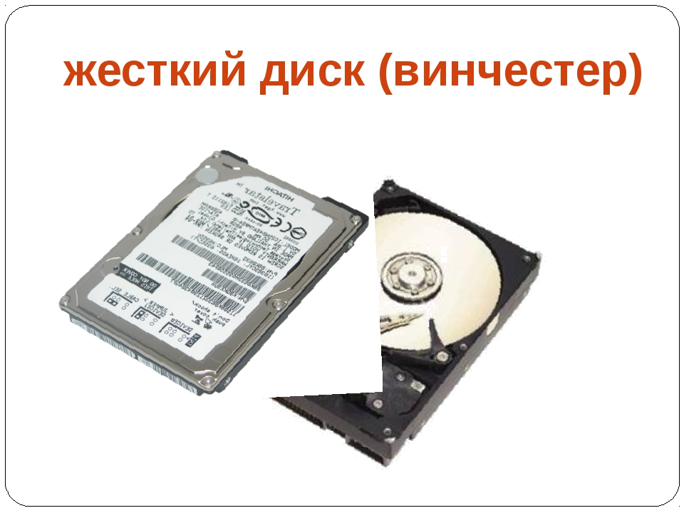 жесткий диск (винчестер)