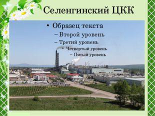 Селенгинский ЦКК