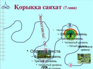 Қорық 2 4 Қорыққа саяхат (7-мин) Экологиялық соқпақ Экологиялық орталық