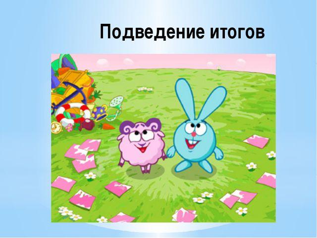 Рахимова А.Е., МАОУ СОШ № 8 Подведение итогов