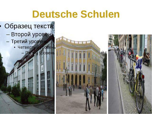 Deutsche Schulen