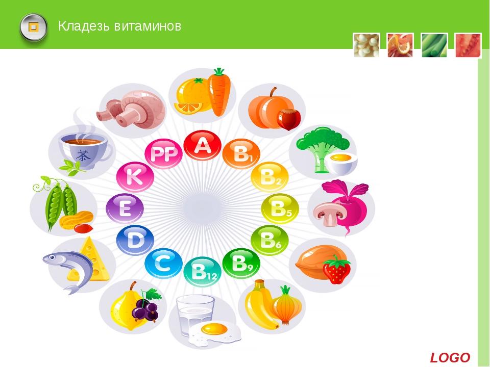 Кладезь витаминов LOGO