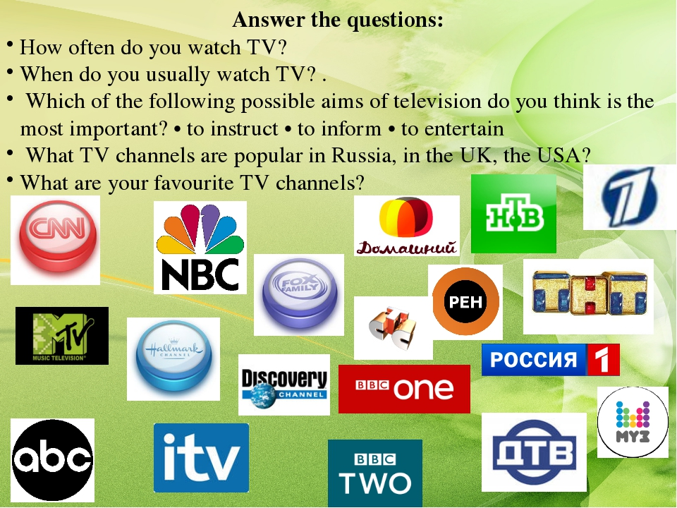 your favourite tv channel Do you enjoy a particular italian tv channel or do you watch whatever is on i especially like the dmax channel, it has interesting shows and most of.