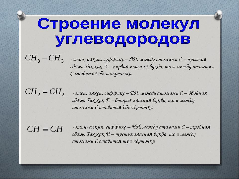- этан, алкан, суффикс – АН, между атомами С – простая связь. Так как А – пер...