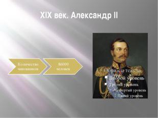 XIX век. Александр II