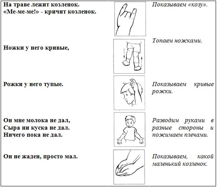 Пальчиковая гимнастика для детей в стихах. - 21 May 2013 - Blog - Ilinuuke