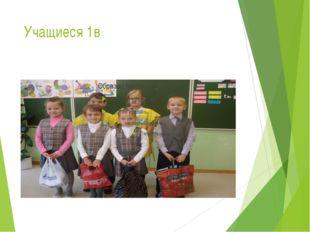 Учащиеся 1в