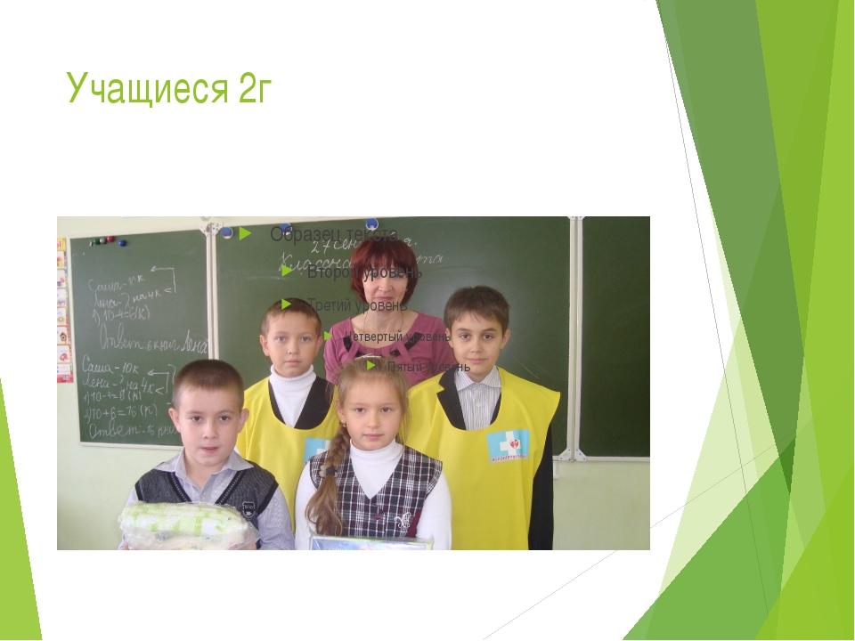 Учащиеся 2г