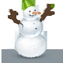 снеговика
