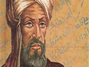 Әбу́ Абдулла́х(немесеӘбу Джафар)Муха́ммад ибн Мұса́ әль-Хорезми́ (787 – 85