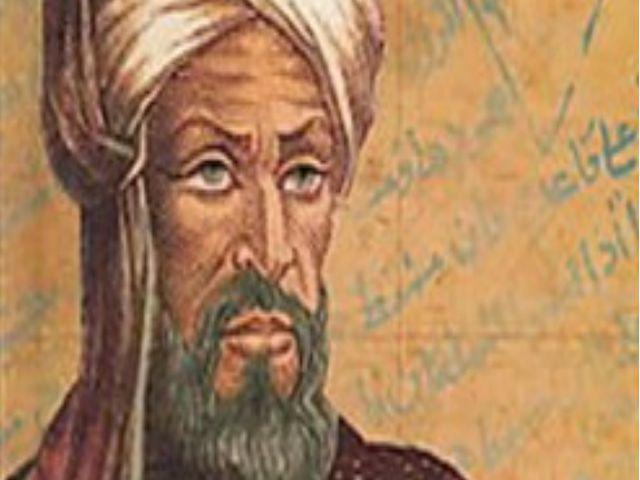 Әбу́ Абдулла́х(немесеӘбу Джафар)Муха́ммад ибн Мұса́ әль-Хорезми́ (787 – 85...