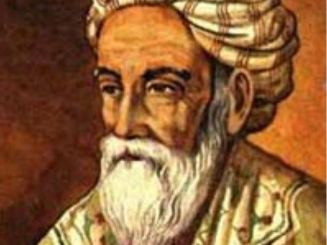 Гиясадди́н Абуль-Фатх Ома́р ибн Ибрахим аль-Хайя́м Нишапури́ (1093 – 1166 ж.ж)