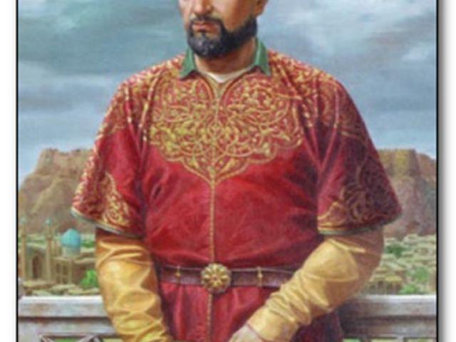 Әлішер Науаи (1441– 1501ж.ж)