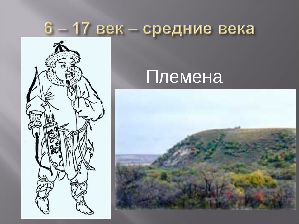 Племена мохэ