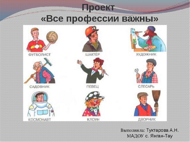 -анкетирование детей с целью выяснения знаний о профессиях; -подбор информаци...