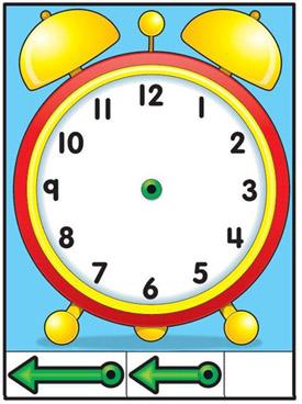 часы для детей