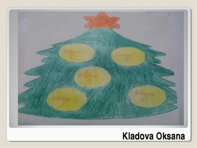 Kladova Oksana