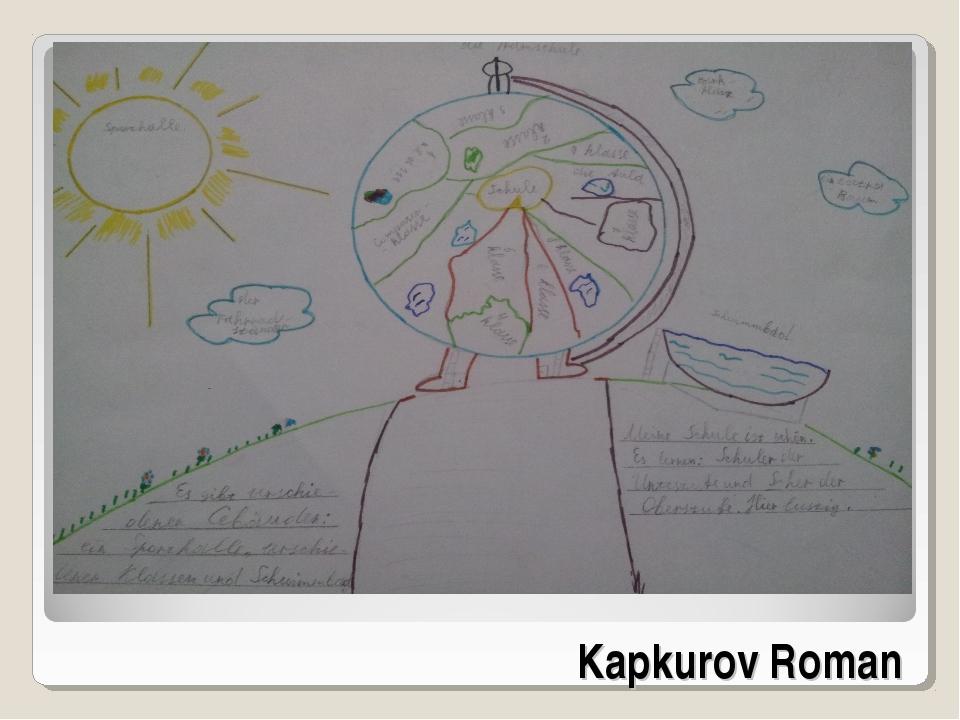 Kapkurov Roman