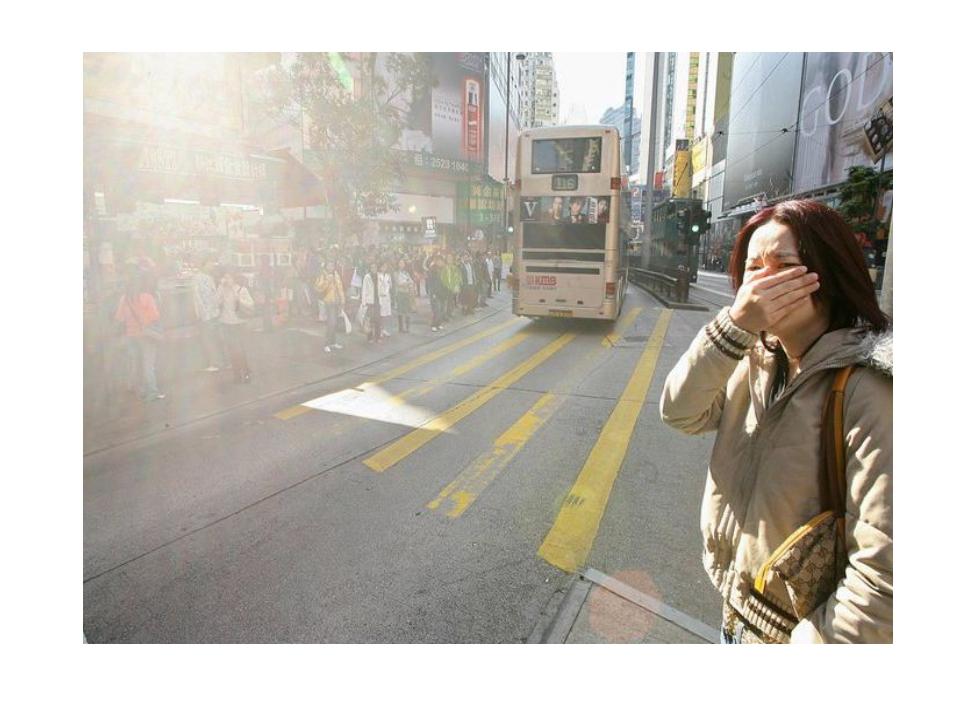 air pollution in hong kong essay