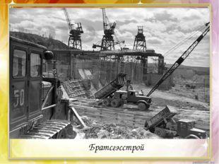 Среди многих крупных промышленных объектов Братска выделялся один как завод