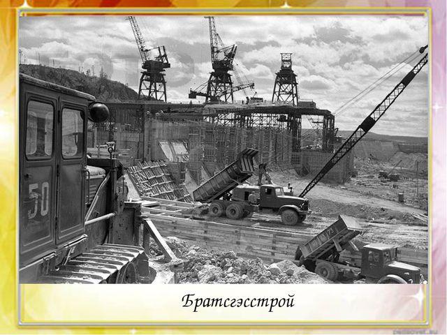Среди многих крупных промышленных объектов Братска выделялся один как завод...