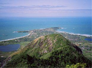 Экономико-географическое положение Островное государствовВосточной Африке.