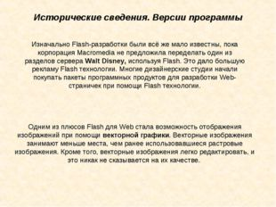 Изначально Flash-разработки были всё же мало известны, пока корпорация Macrom