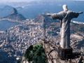 Фото : Рио-де-Жанейро : Вид с горы Корковадо