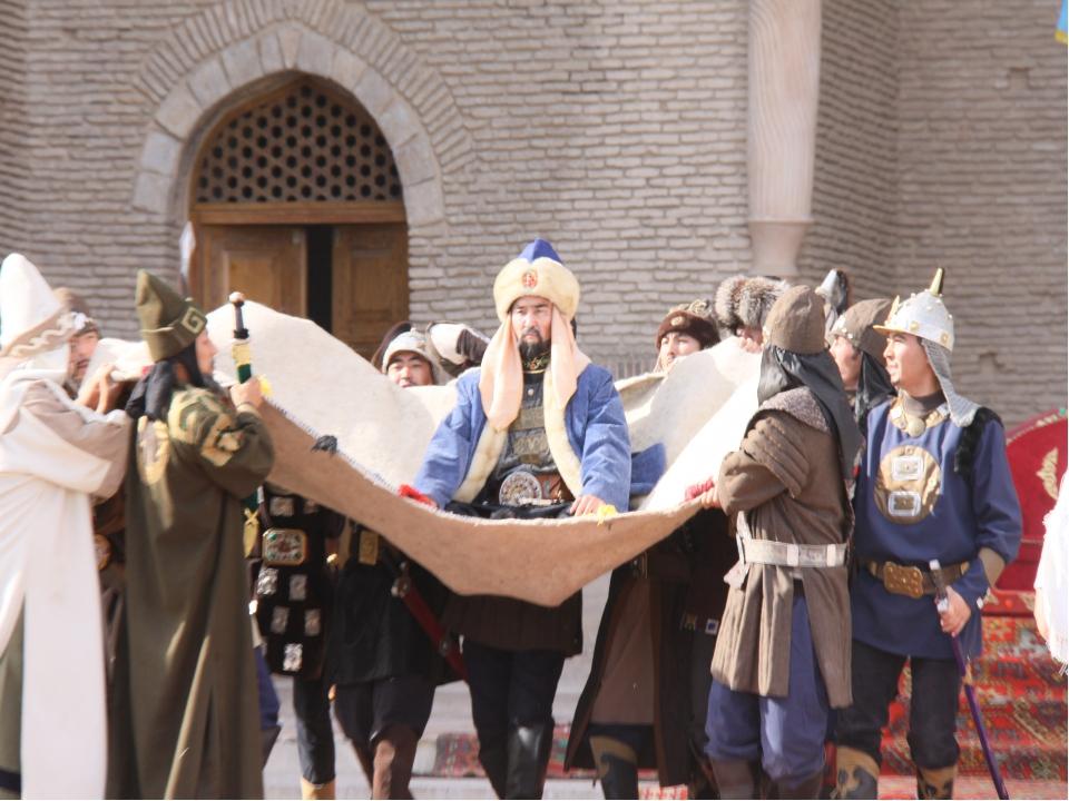 АБЫЛАЙ ХАН (1711-1781) Қазақ Ордасының ханы, қазақ мемлекетінің тарихындағы а...