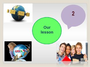 Our lesson 2