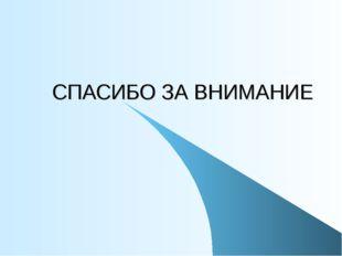 СПАСИБО ЗА ВНИМАНИЕ Милованова О.М.