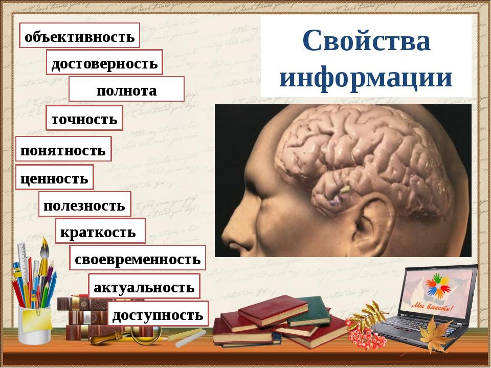 объективность информации картинки