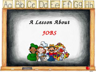 A Lesson About JOBS
