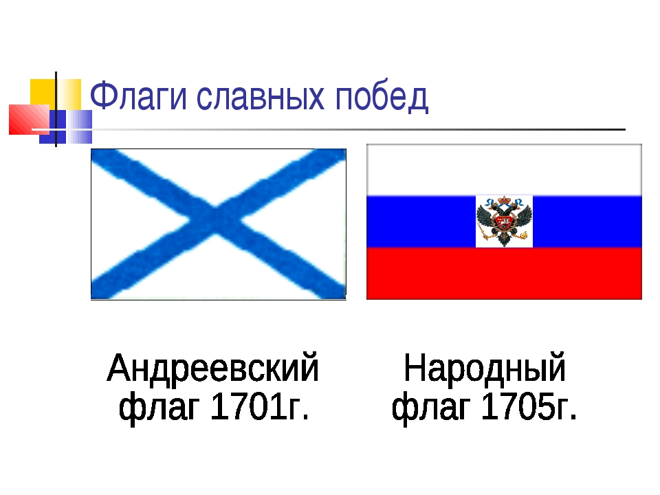 Флаги славных побед