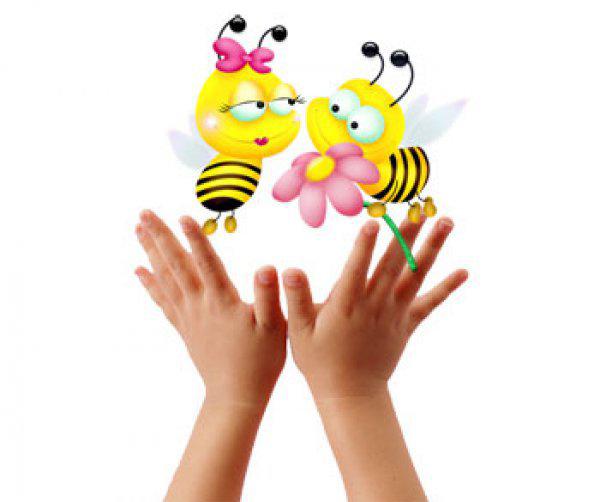 Пальчиковые игры для развития малышей Bom-Bom