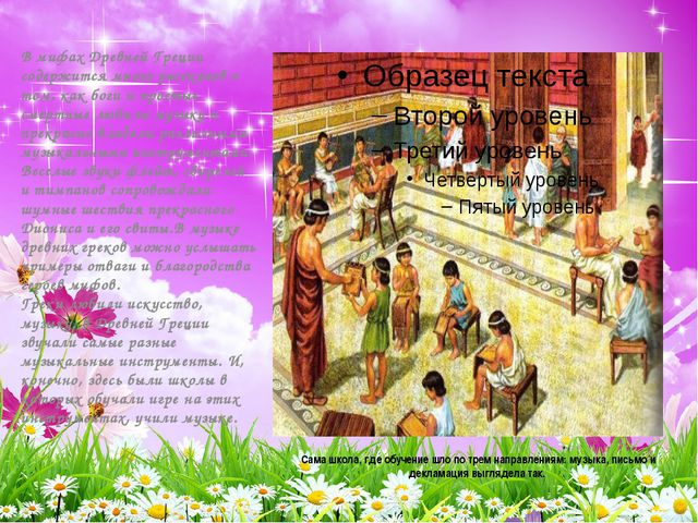 В мифах Древней Греции содержится много рассказов о том, как боги и простые...