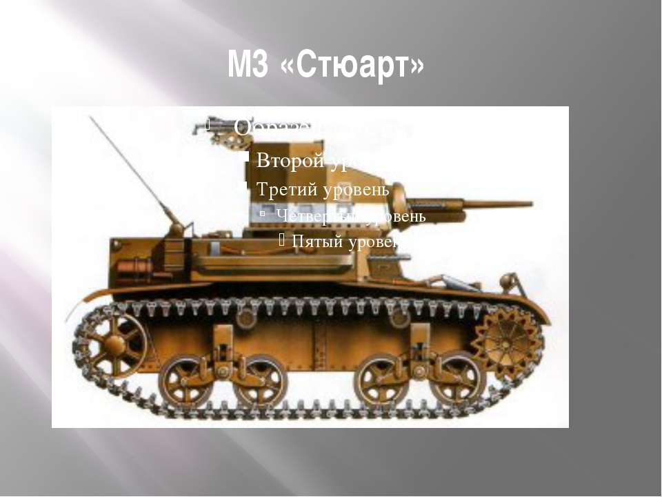 М3 «Стюарт»