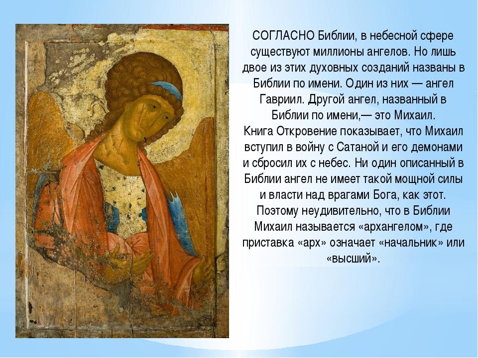 Помимо Бога на иконах изображают Божию Матерь, ангелов, а также некоторых свя...