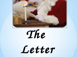 The Letter from Santa Claus