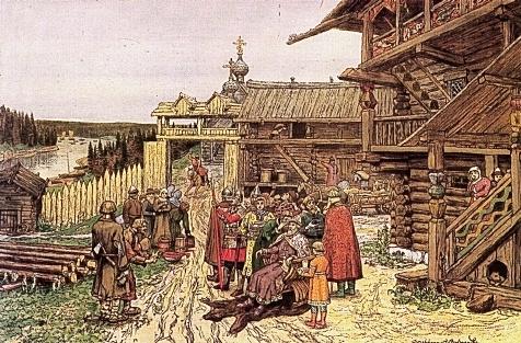 Двор удельного князя - Клуб учителей истории