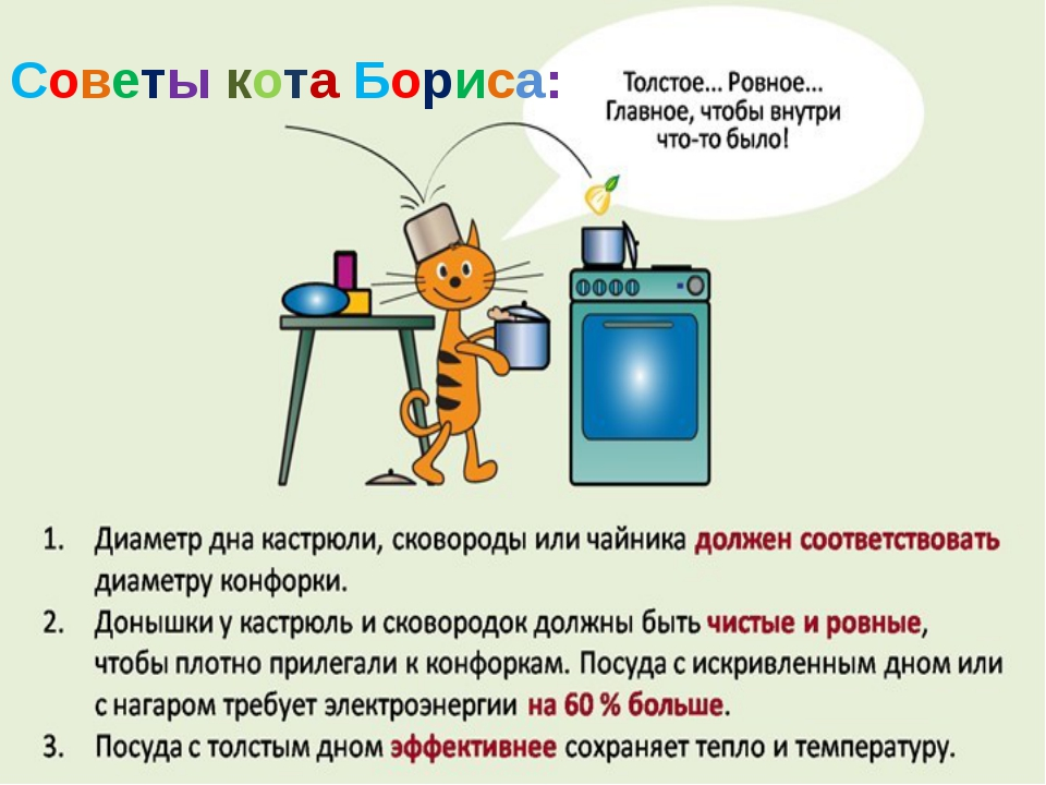 Советы кота Бориса: