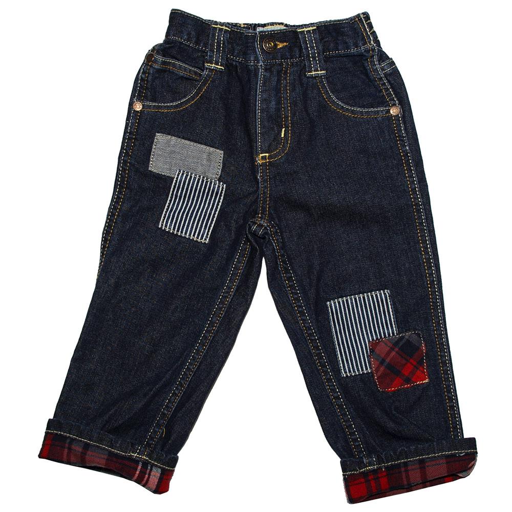 плотные джинсы OshKosh B'gosh синий OSH_ST9026 купить в интернет-магазине, цена