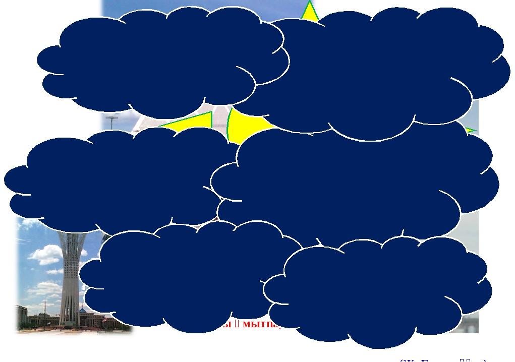 Өсиет сөз-сөз ғой халық іздеген, Одан пайда түсіп тұрар жүздеген, Бұл сөзімді...