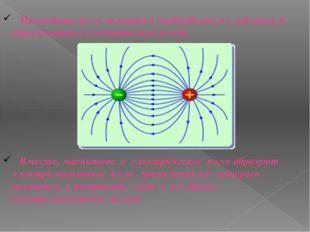 Магнитные поля являются необходимым следствием существования электрических п