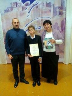 Гацоев Эльбрус, Казбек Моуравов, Габиева Мэри