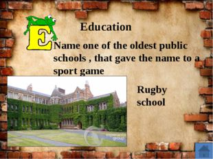 "What do children usually say knocking at the doors of the houses? ""Treat or"