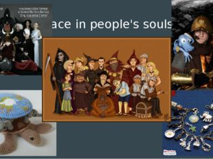Trace in people's souls