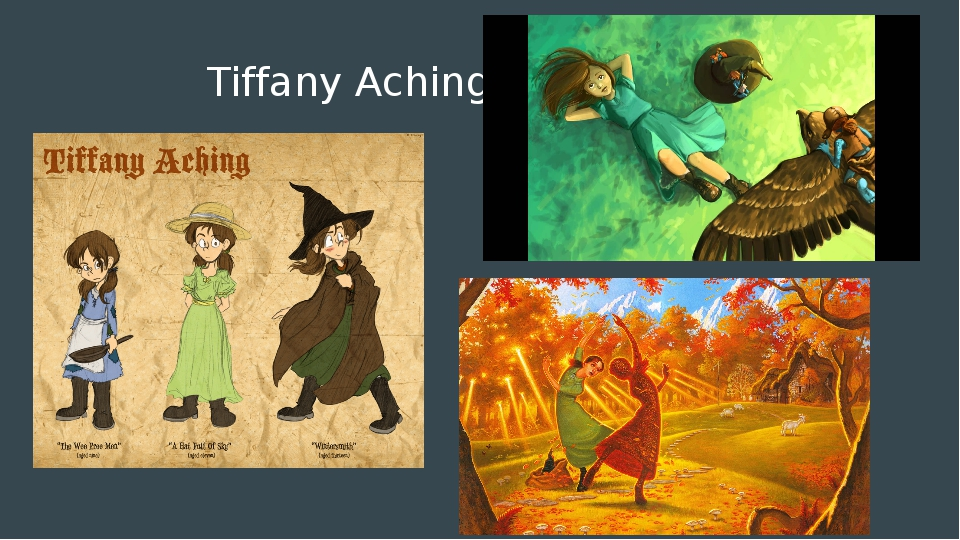 Tiffany Aching
