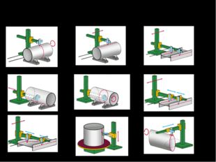 Сварочные колонны / манипуляторы (схема конструкции)