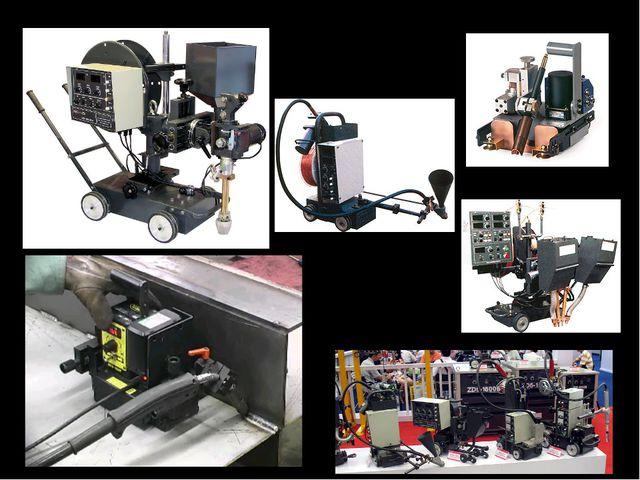 Самоходные сварочные тракторы (каретки) На магнитных колесах Для перемещения...
